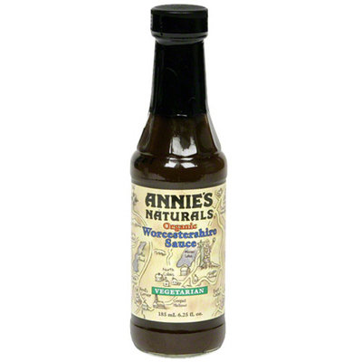 Annie's Naturals Organic Worcestershire Sauce 12 Pack