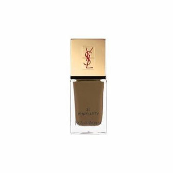 Yves Saint Laurent Contemporary Amazon La Laque Couture Nail Lacquer Khaki Arty 31