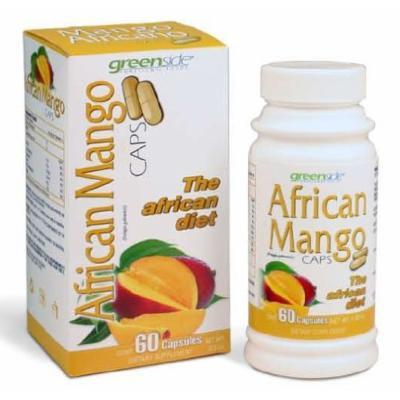 Malabar Greenside African Mango / Mango Africano Capsules