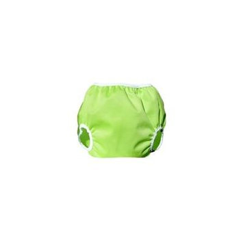 Bummis Pull On Diaper Cover, Lime, 15-30 lbs
