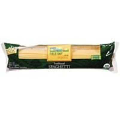 Field Day Organic Traditional Spaghetti Pasta ( 12x16 OZ)