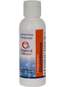 Empirical Labs Liposomal Reduced Glutathione, 4 oz Liquid
