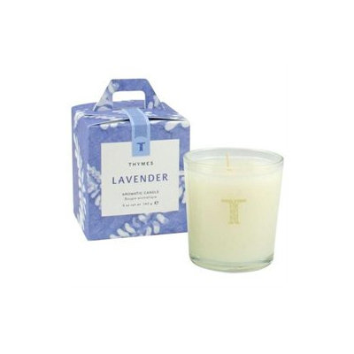 Thymes Poured Aromatic Candle - Lavender (5.3 oz)