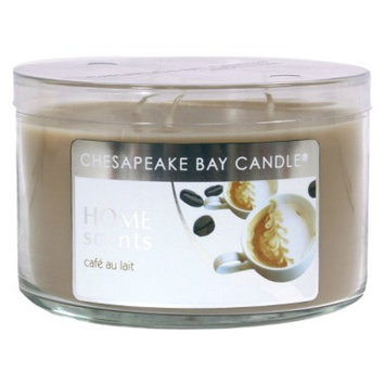 Pacific Trade Bamboo Container Candle GRN