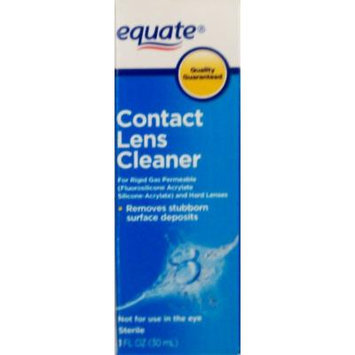 Equate Contact Lens Cleaner 1 fl oz