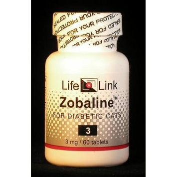 ZobalineTM (for Diabetic Cats) 3 mg x 60 tabs