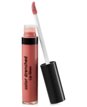 Laura Geller Beauty Color Drenched Lip Gloss, French Press Rose, .3 fl oz
