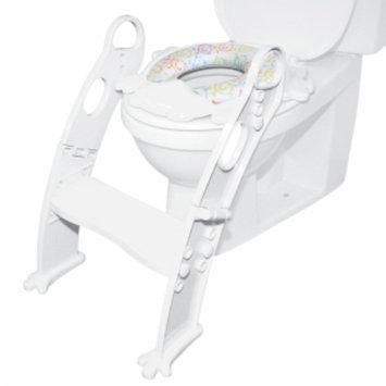 Karibu Baby Step Potty, White, 1 ea