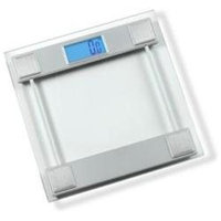 Hold N Storage Digital Bath Scale - Silver 4490-Silver by Kennedy Home