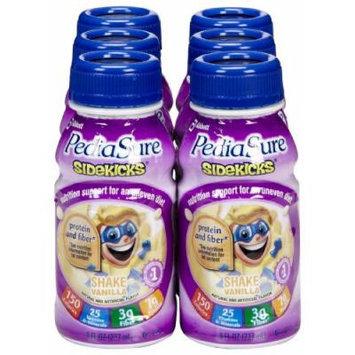 Pediasure Sidekicks Vanilla Shake - 8 Oz. Bottle - Pack of 6