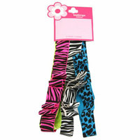 Girls' Animal Elastic Ribbons