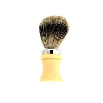 Ivory Badger Brush, by Concord Shear
