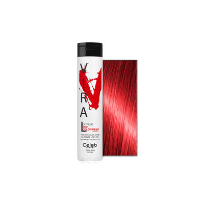 Celeb Luxury Viral Extreme Colorwash Red