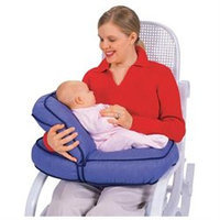 Leachco Natural Boost Adjustable Nursing Pillow - Denim