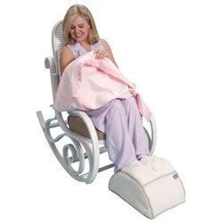 Leachco Rock N Soft Cushioned Nursing Stool - Ivory