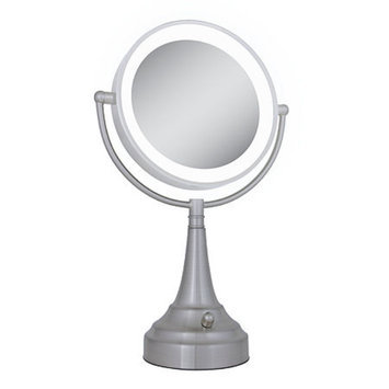 Zadro Next Generation LED Lighted Vanity Mirrors- 1X & 10X