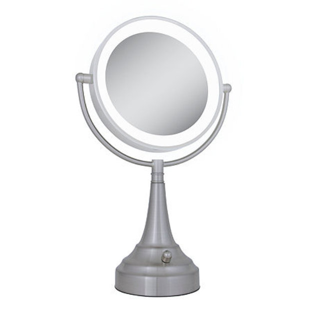 Zadro Next Generation Led Lighted Vanity Mirrors 1x Amp 10x