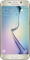 Samsung - Galaxy S6 Edge 4g Lte With 32GB Memory Cell Phone - Gold (verizon Wireless)
