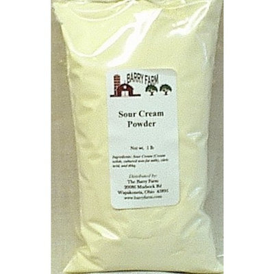 Barry Farm Sour Cream Powder, 1lb.