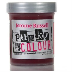 Jerome Russell Flamingo Pink Semi-Permanent Punky Colour