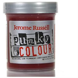 Jerome Russell Rose Red Semi-Permanent Punky Colour