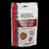 Biena Chickpea Snacks Barbeque
