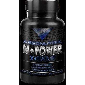 Absonutrix M.Power X.Treme Muscle Boost Energy L-Arginine Workout Body Building!