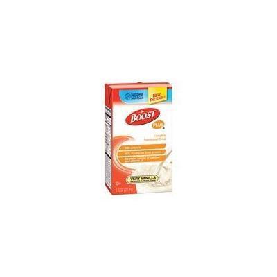 Boost Plus Very Vanilla 8oz Brikpaks 27/Case