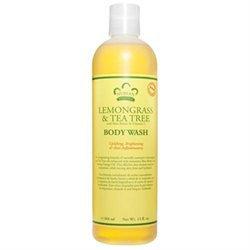 Nubian Heritage - Body Wash Lemongrass & Tea Tree - 13 oz.