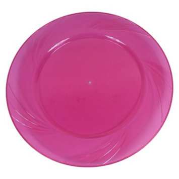 New Classic Spritz Plastic Dinner Plates