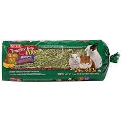 Kaytee Products Inc - Timothy Hay Plus- Mango 24 Ounce