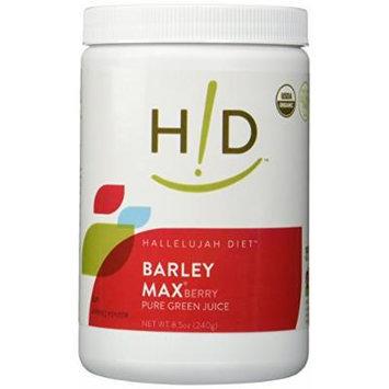 Hallelujah Acres Barley Max Berry