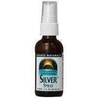 Source Naturals Ultra Colloidal Silver Throat Spray, 10 ppm, 2 Fluid Ounce