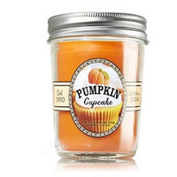 Bath & Body Works Bath and Body Works Pumpkin Cafe Pumpkin Cupcake Candle