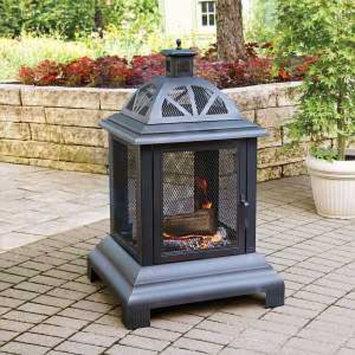 Uniflame Outdoor Firehouse Model WAF1060SP