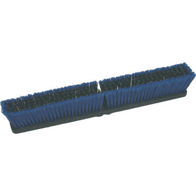 Birdwell Cleaning 2028-12 - 24In Multi-Surf Blu Pushbroom