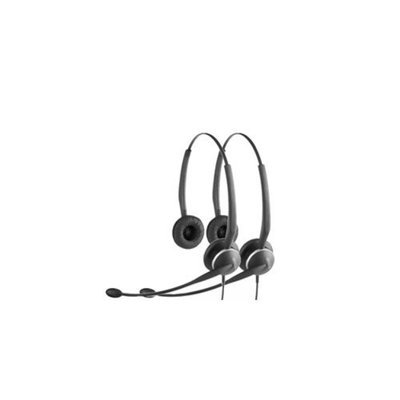 Jabra GN2125 Duo NC TC (2-Pack) Duo Headset with Telecoil