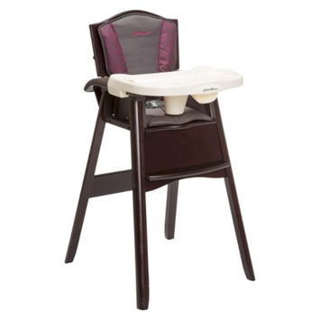 Eddie Bauer Classic 3-in-1 Wood High Chair - Hibiscus