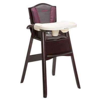 Eddie Bauer Classic 3-in-1 Wood High Chair - Hibiscus