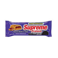Supreme Protein - Carb Conscious Bar 15g Protein Peanut Butter & Jelly - 1.75 oz.