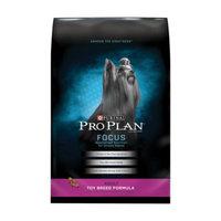 PRO PLAN® FOCUS ADULT Toy Breed Formula
