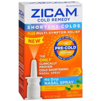 Zicam Cold Remedy No Drip Nasal Spray, .5 fl oz