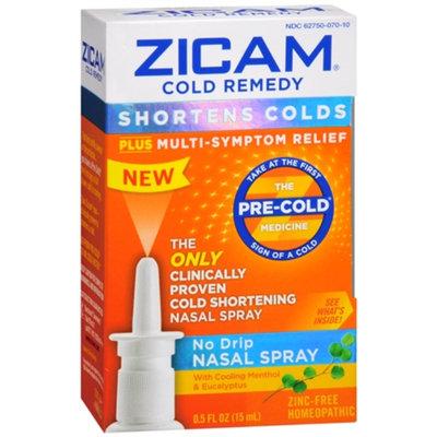 Zicam Cold Remedy No Drip Nasal Spray 5 Fl Oz Reviews 2019