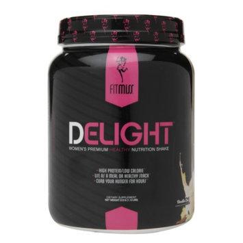 FitMiss Delight Women's Premium Healthy Nutrition Shake, Vanilla Chai, 1.13 lbs