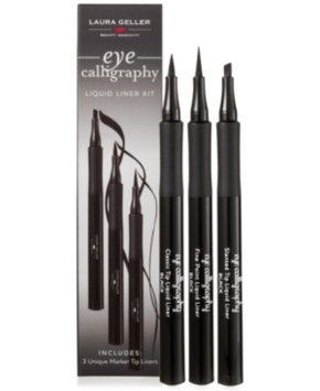 Laura Geller Beauty Eye Calligraphy Liquid Eyeliner Trio