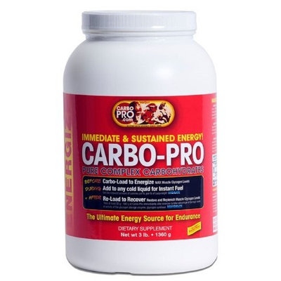 Carbopro Carbo Pro Tub Energy Drink Powder, 3 pounds