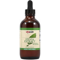 Vitacost Brand Vitacost Stevia Extract -- 4 fl oz
