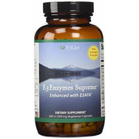 E3 Enzymes Supreme 240 count 1 bottles