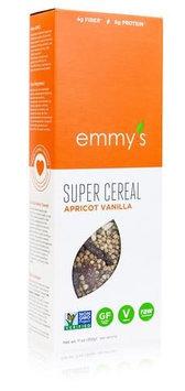 Emmy's Organics Super Cereal Apricot Vanilla 11 oz - Vegan