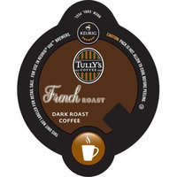 Tullys Coffee Tully's French Roast Coffee Keurig Vue Portion Pack, 32 Count 0.4 oz.